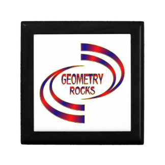 Geometry Rocks Gift Boxes
