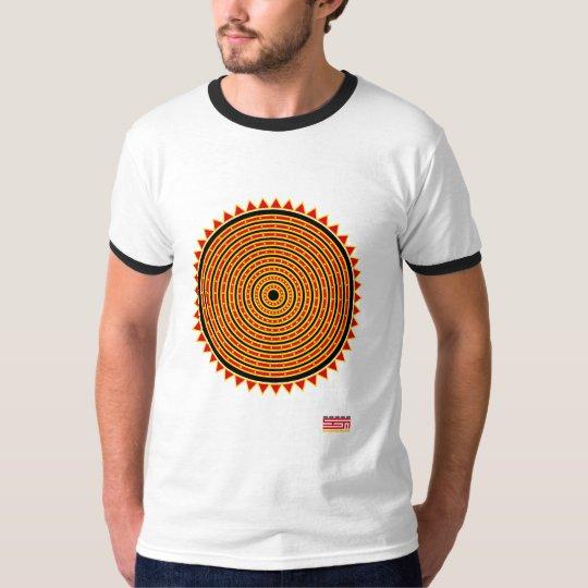 Geometry sun OHOHUIHCAN T-Shirt