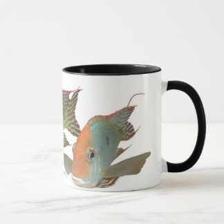 "Geophagus sp. ""Tapajos Orange Head"" Mug"