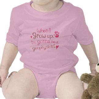 Geophysicist Future Infant Baby T-Shirt