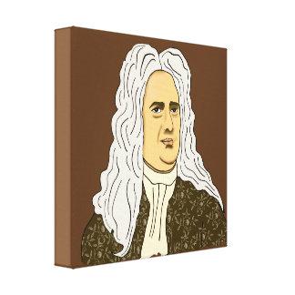 Georg Friedrich Händel Canvas Print