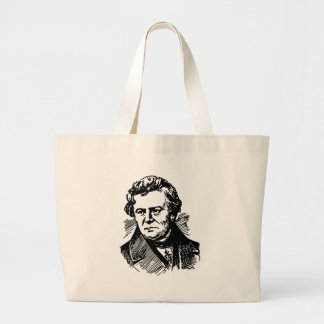 Georg Ohm Large Tote Bag
