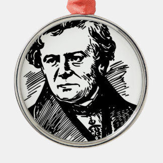 Georg Ohm Metal Ornament