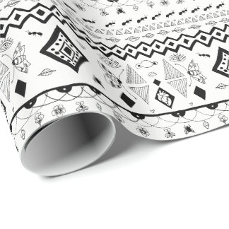 georganic wrapping paper