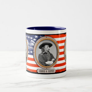 George A. Custer Coffee Mug