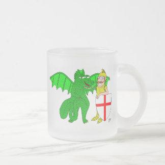 George and the Dragon Coffee Mugs