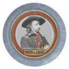 George Armstrong Custer Plate