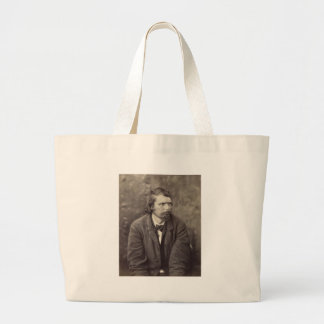 George Atzerodt Lincoln Assassination Conspirator Large Tote Bag