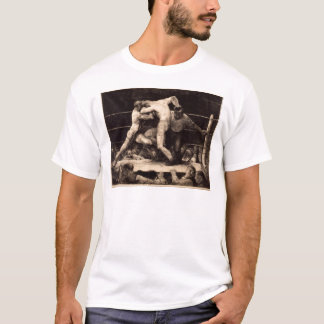 George Bellows A Stag at Sharkey's Art of Boxing T-Shirt
