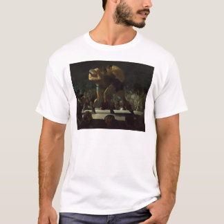 George Bellows Club Night The Art of Boxing T-Shirt