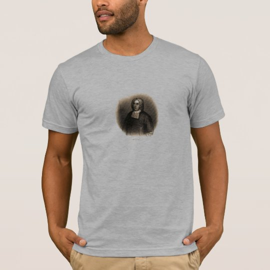 George Berkeley, Irish Philosopher (1686-1753) T-Shirt