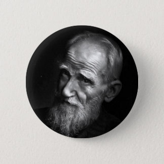 George Bernard Shaw Button