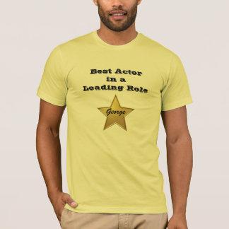 George:Best Actor T-Shirt