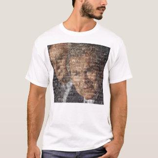 George Bush Darfur Mosaic T-Shirt