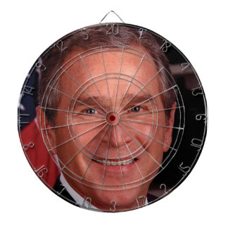 George Bush Jr. Dartboard