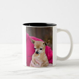George by request Two-Tone coffee mug