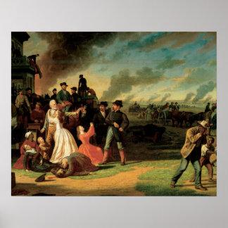 George Caleb Bingham - Order No. 11 Poster