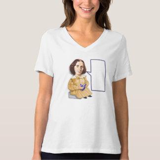 George Eliot (Mary Ann Evans) 1819 – 1880 T-Shirt