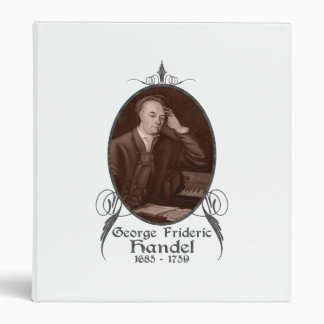 George Frideric Handel Binder