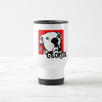 George, GEORGE Travel Mug