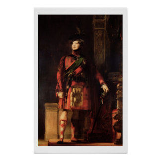 George IV Poster
