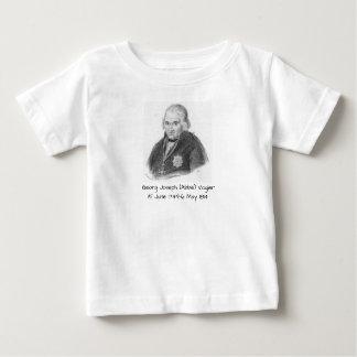 George Joseph (Abbe) Vogler Baby T-Shirt
