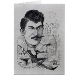 George Leybourne Card