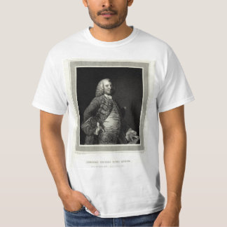 George_Lord_Anson_lg T-Shirt