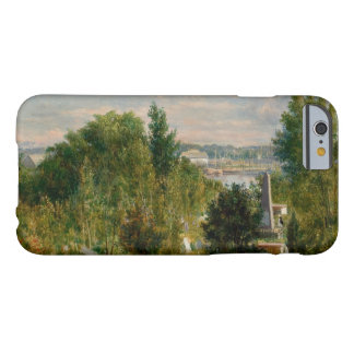 George Loring Brown - New England Landscape Barely There iPhone 6 Case