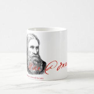 George MacDonald Portrait-Signature Mug