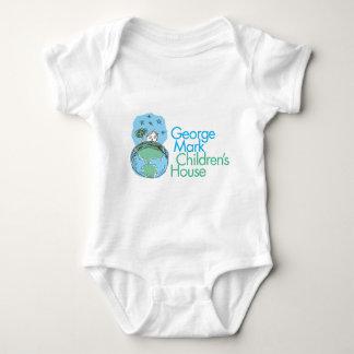 George Mark Children's House Baby Bodysuit