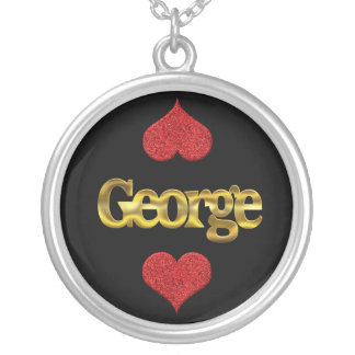 George necklace