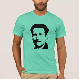 """George Orwell """"1984"""" Quote T-Shirt"""