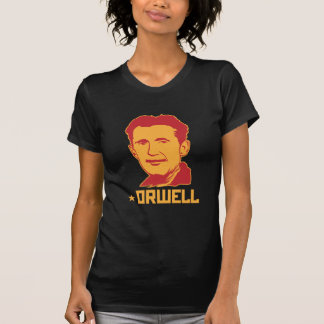 George Orwell 84 1984 jersey T Shirt