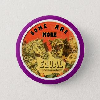 George Orwell's Animal Farm 2 Inch Round Button