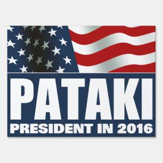 George Pataki President in 2016