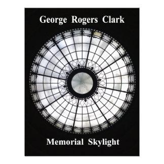 George Rogers Clark Memorial Letterhead