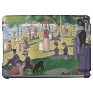 GEORGE SEURAT - A  sunday afternoon 1884 iPad Air Covers