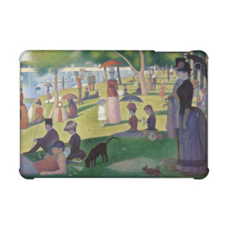 GEORGE SEURAT - A  sunday afternoon 1884 iPad Mini Retina Cases