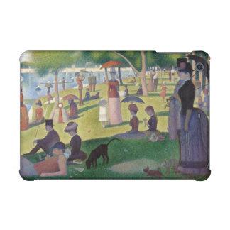 GEORGE SEURAT - A  sunday afternoon 1884 iPad Mini Retina Cover