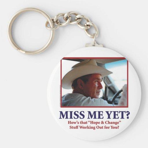 George W. Bush Keychain