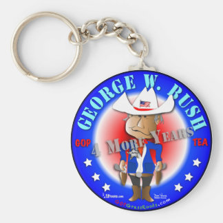 George W. Bush Keychain