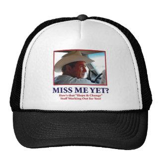 George W Bush - Miss Me Yet Hat