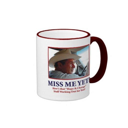 George W. Bush Coffee Mug