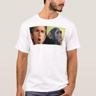 "George W. ""Monkey Boy"" Bush T-Shirt"