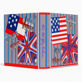 George Washington and Hopkinson's ~ Binders