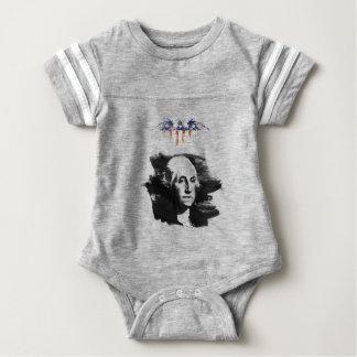 George Washington Baby Bodysuit