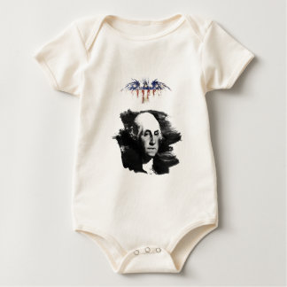 George Washington Baby Bodysuit