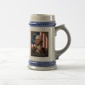 George Washington Beer Stein