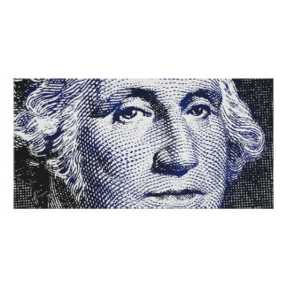 George Washington Blues - Wide Poster